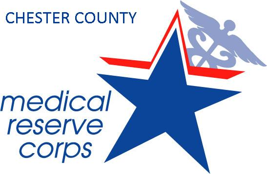 Chester County Medical Reserve Corps Logo